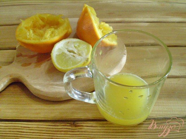 Фото приготовление рецепта: Лимонад детский шаг №3