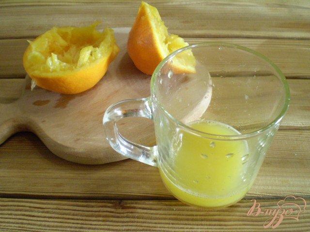Фото приготовление рецепта: Лимонад детский шаг №2