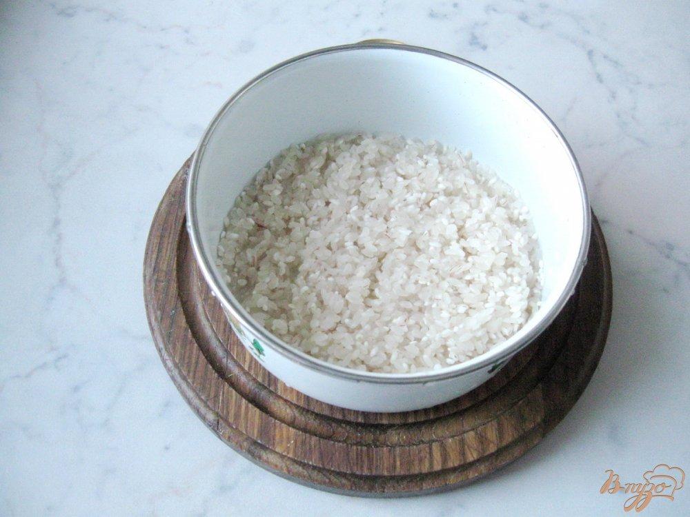 Фото приготовление рецепта: Рисовая запеканка с тыквой. шаг №1