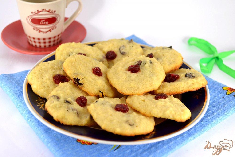 Фото приготовление рецепта: Вкусное печенье из рисовой каши шаг №6