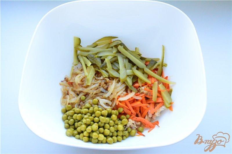 Фото приготовление рецепта: Веррины с овощами и куриной грудкой шаг №5