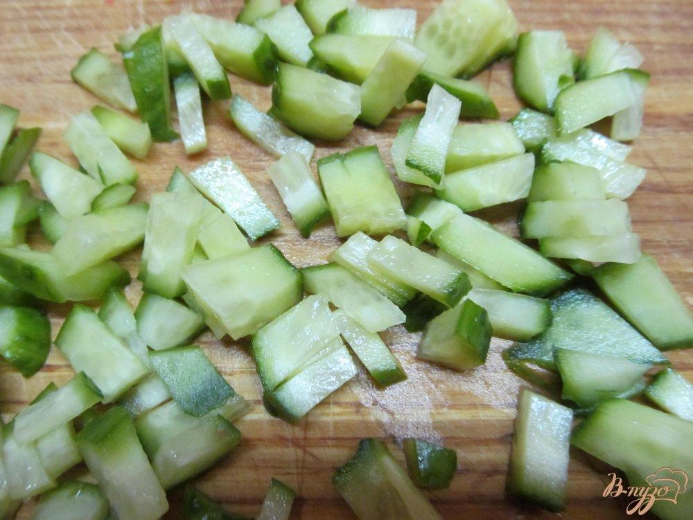 салат вкусный из кукурузы