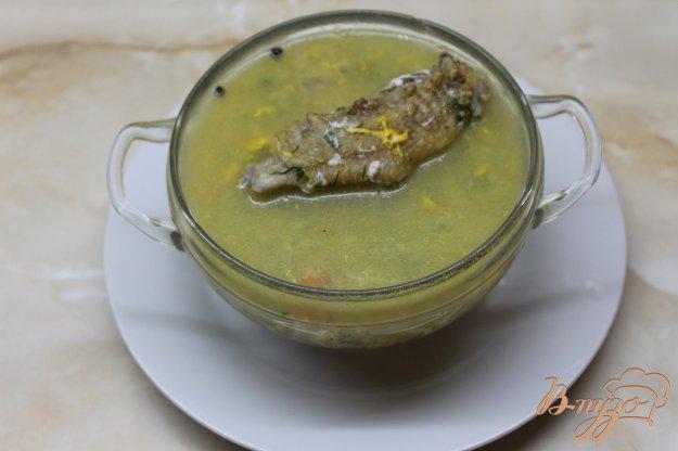 фото рецепта: Куриный супчик с вермишелью и яйцом