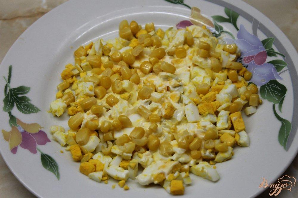 Фото приготовление рецепта: Салат Невский шаг №4