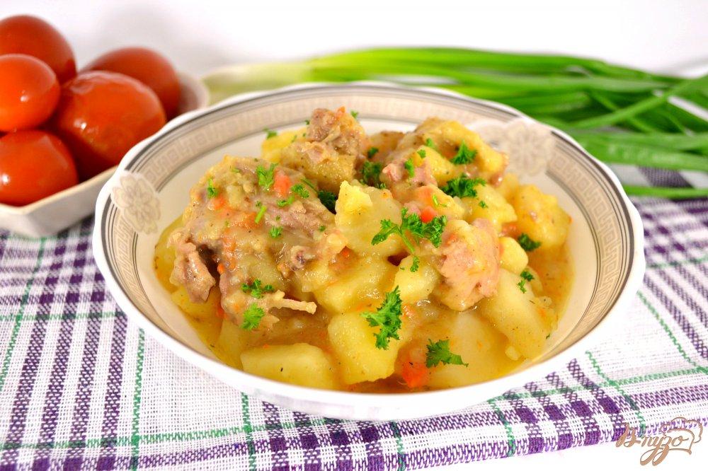 быстрые рецепты в мультиварке с картошкой