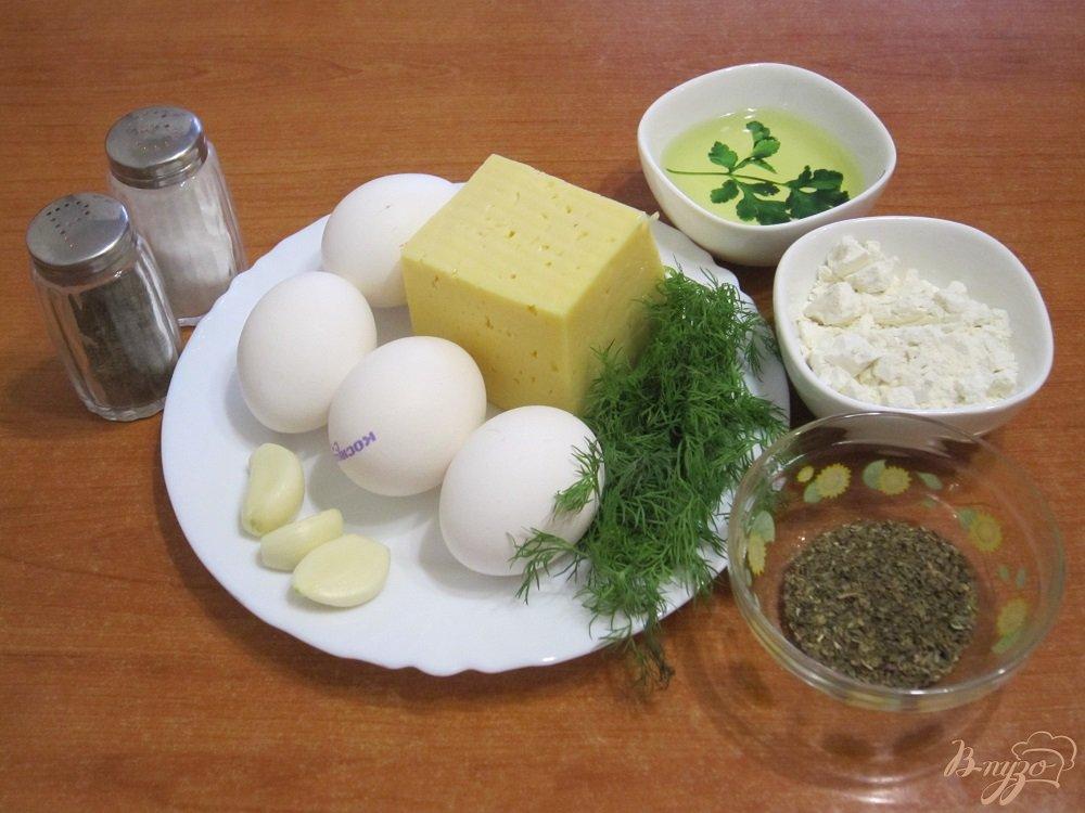 Фото приготовление рецепта: Котлетки из сыра шаг №1