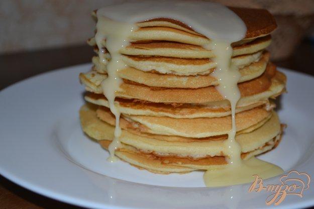 фото рецепта: Американские панкейки без соды