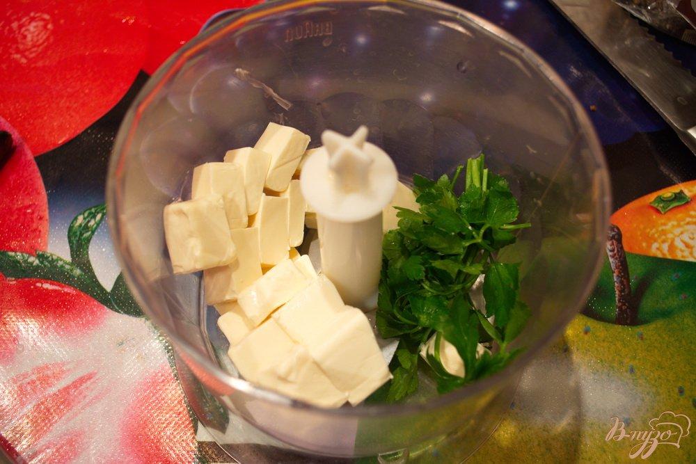 Фото приготовление рецепта: Паста для завтрака из плавленого сырка шаг №2