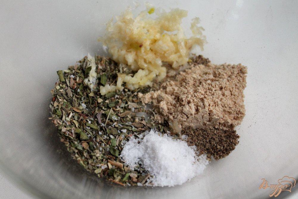 Фото приготовление рецепта: Рулька запеченная в рукаве шаг №3