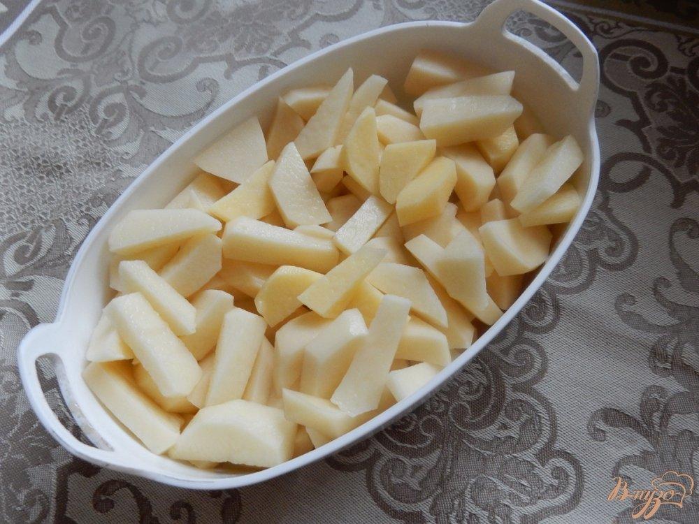 Фото приготовление рецепта: Постные щи из квашеной капусты шаг №4
