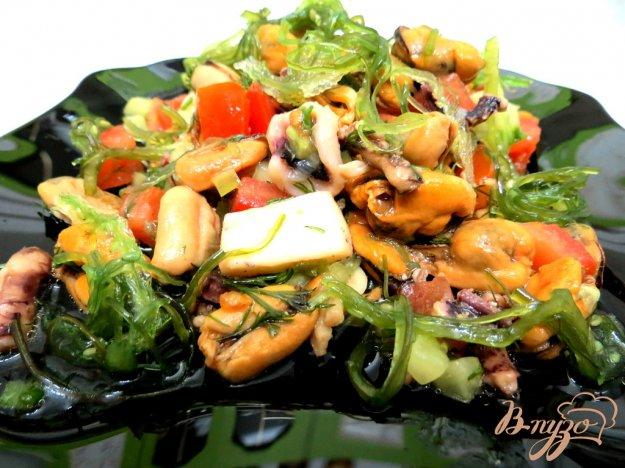 фото рецепта: Салат морской