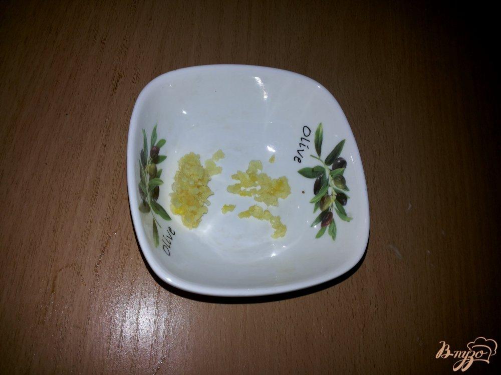 Фото приготовление рецепта: Тонкий хинкал с бараниной и томатно-чесночным соусом шаг №4