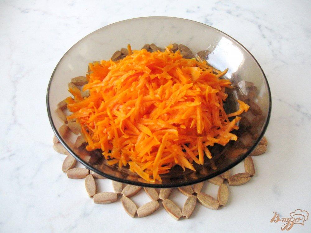 Фото приготовление рецепта: Картофель с тыквой в сливках шаг №2