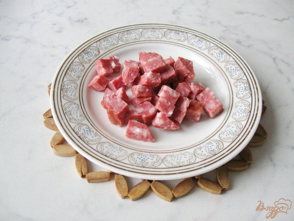 Фото приготовление рецепта: Суп с тыквой и красной чечевицей шаг №6