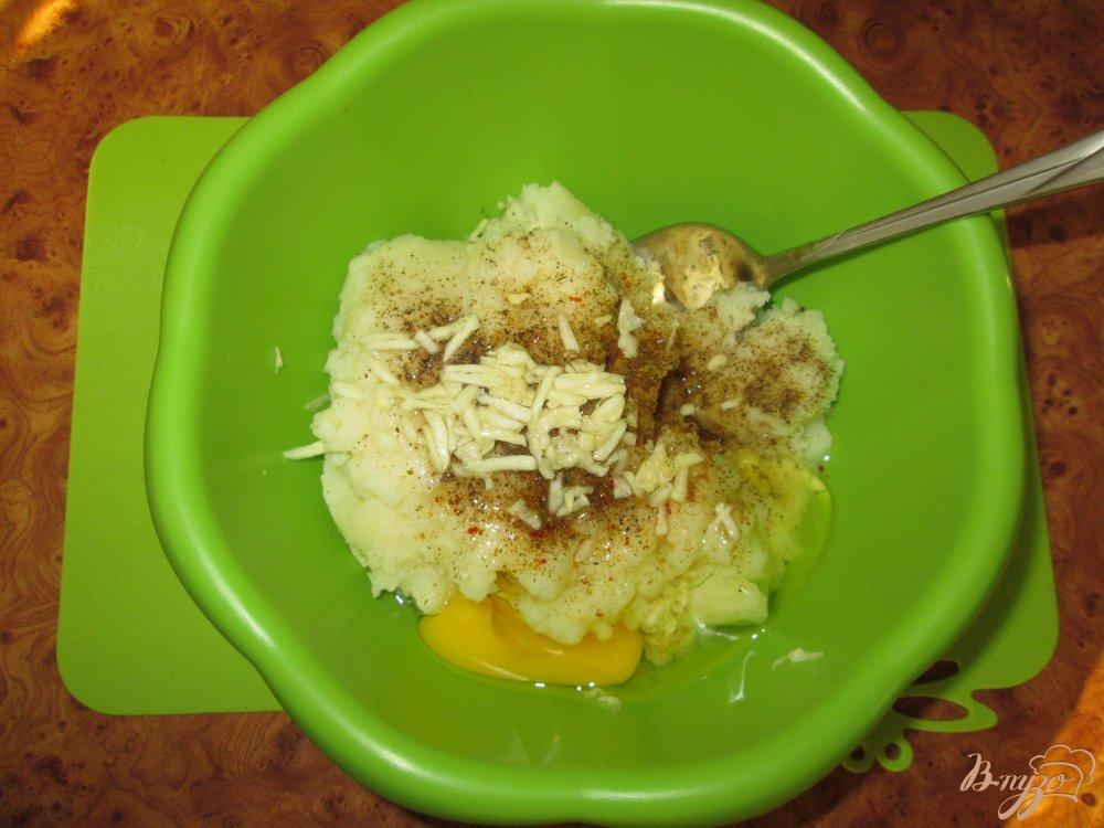 Фото приготовление рецепта: Картофельные котлеты шаг №1