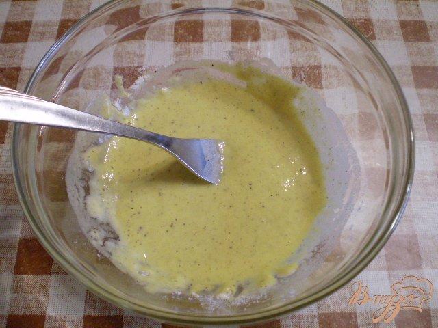 Фото приготовление рецепта: Сыр жаренный в нори шаг №2