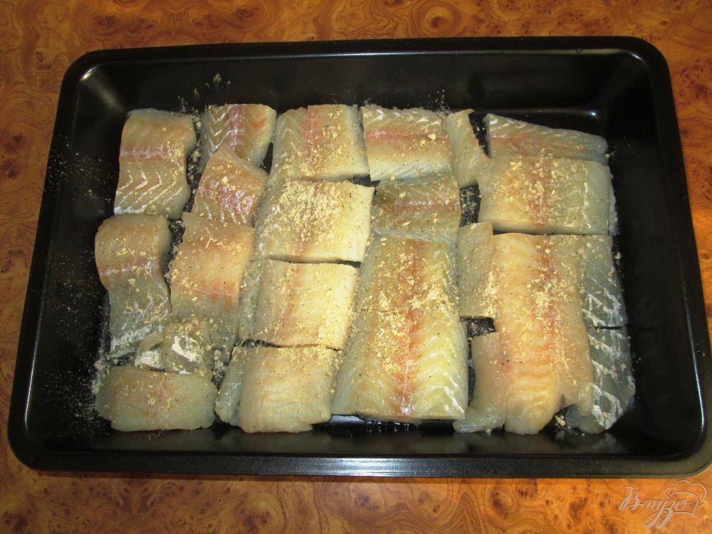 Фото приготовление рецепта: Запеканка с минтаем шаг №1