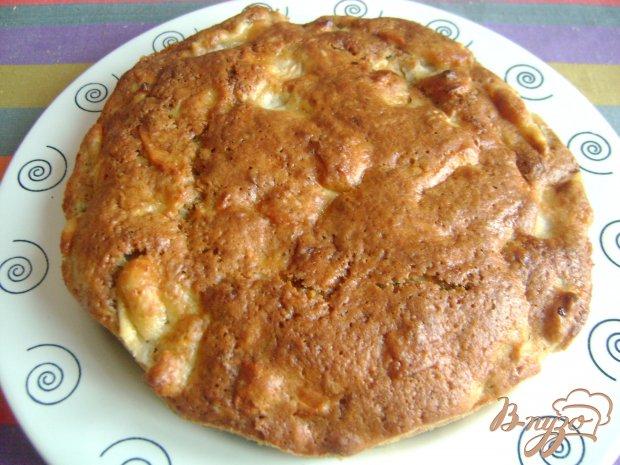 Английский яблочный пирог с пряностями