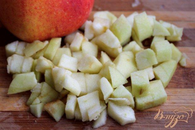 Овсяные корзинки с пряным яблоком