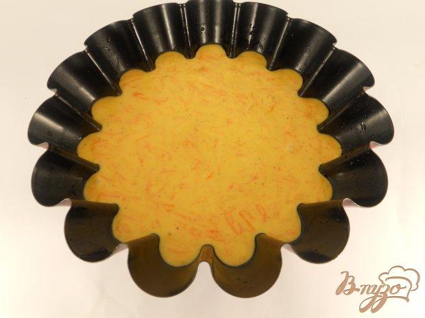 Нежный тыквенный кекс с апельсиновой помадкой