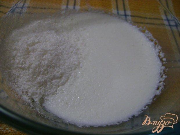 Кокосовый пирог