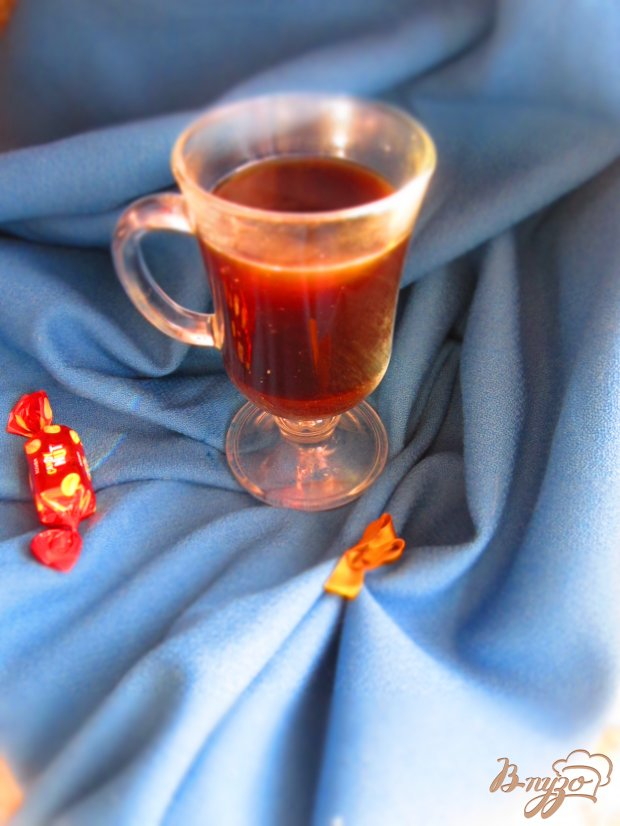 Конфеты манно-кофейные