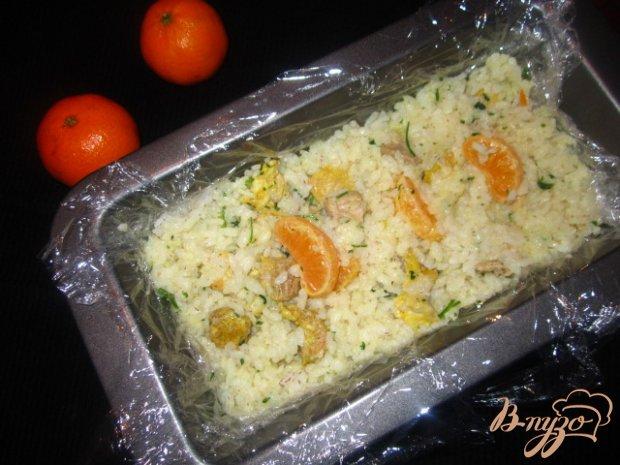 Рисовый террин