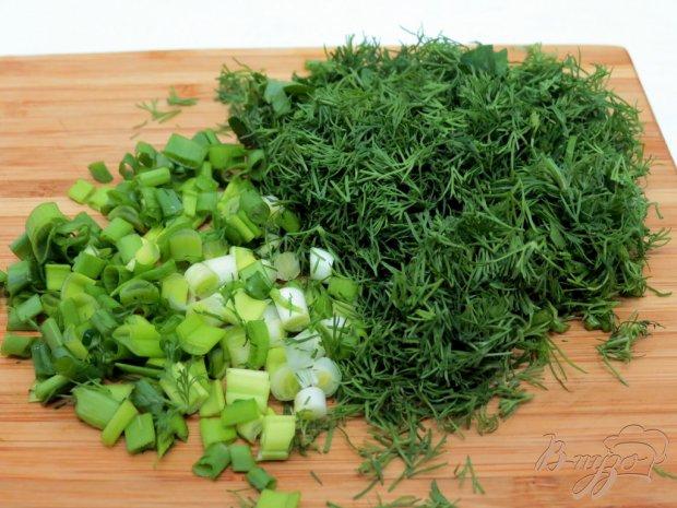 Салат из капусты с фруктами