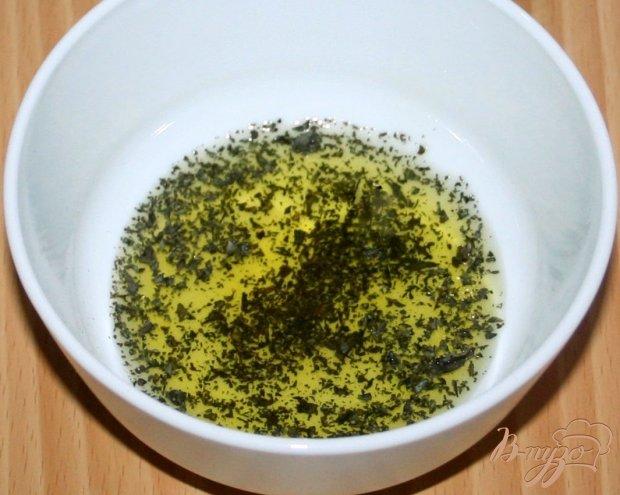 Фугасс с оливками