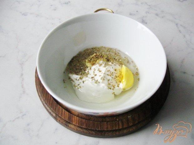 Капустный салат с яичной заливкой