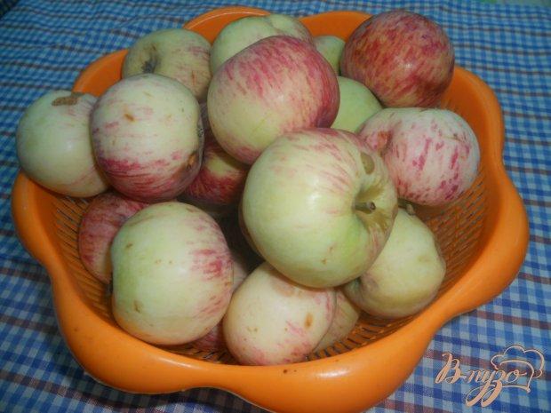 Яблочное варенье дольками