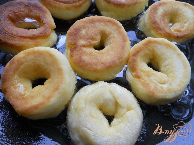 Пончики из плавленного сыра