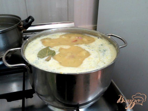 Гороховый суп от бабушки