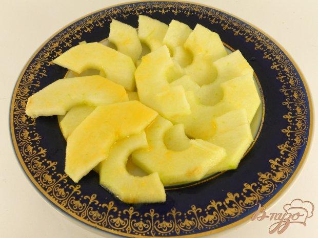 Сельдь со свеклой в сметанно-мандариновой заправке