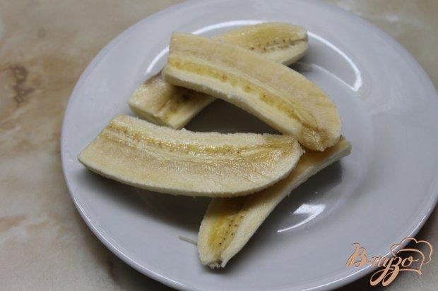 Бананы жареные в кокосовой стружке