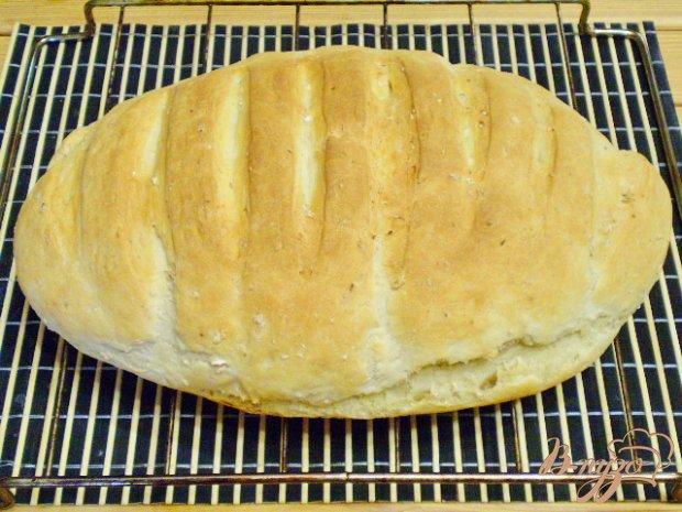 Хлеб с овсянкой и духовке
