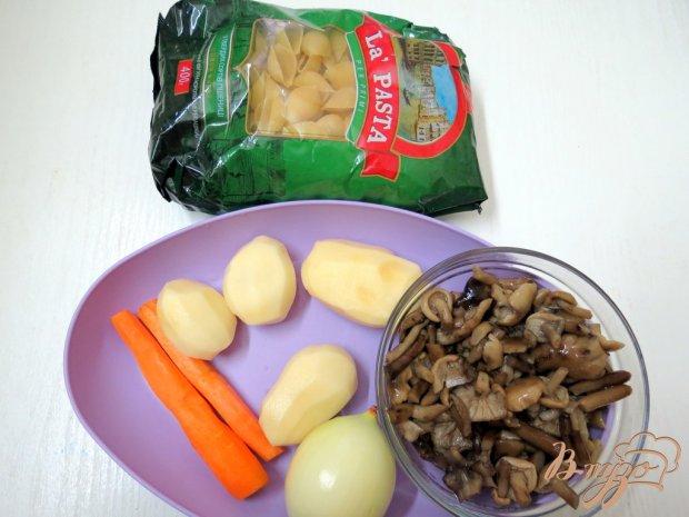 Рецепт Суп из опят