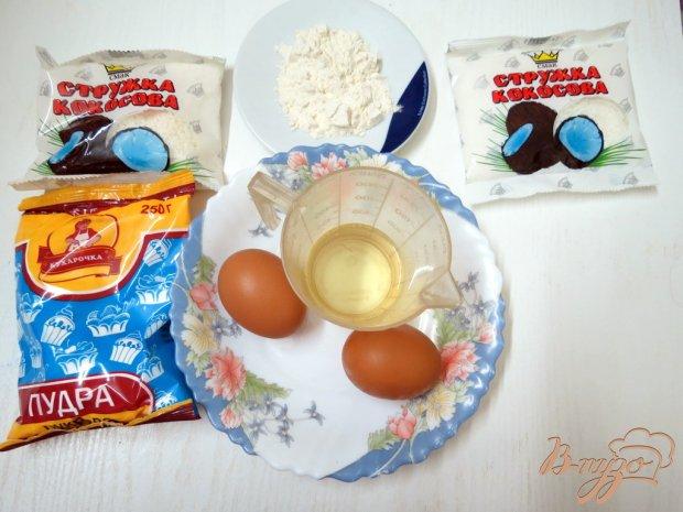 Рецепт Печенье кокосанки
