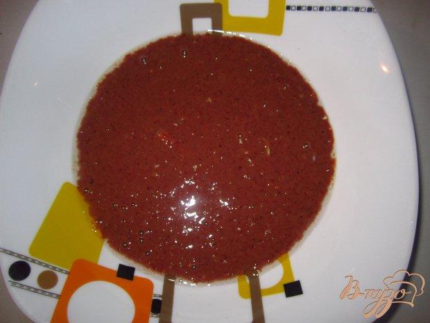 Рецепт Печеночное суфле с рисом и овощами