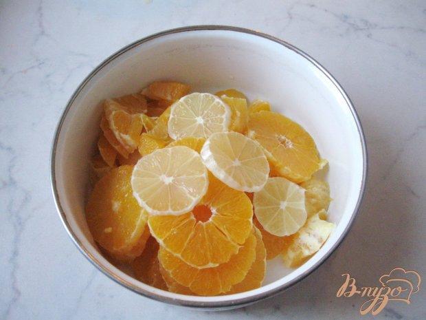 Джем из апельсинов и лимона