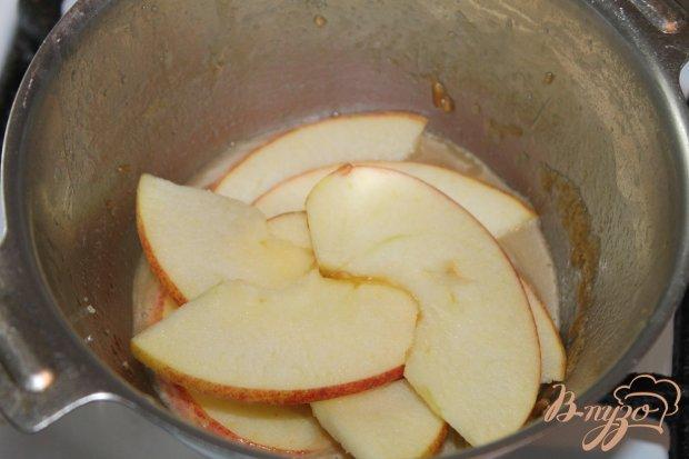 Классический французский десерт с яблоками