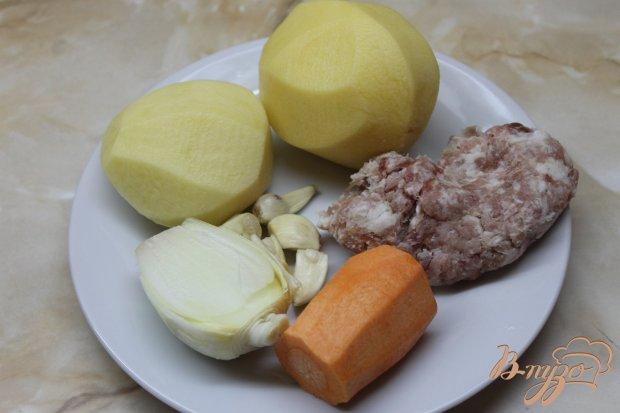 Рецепт Овощные котлетки со свининой и сметаной