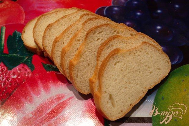 Рецепт Гренки в духовке с сыром и чесноком