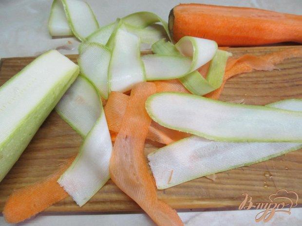 Рецепт Куриный рулет фаршированный овощами