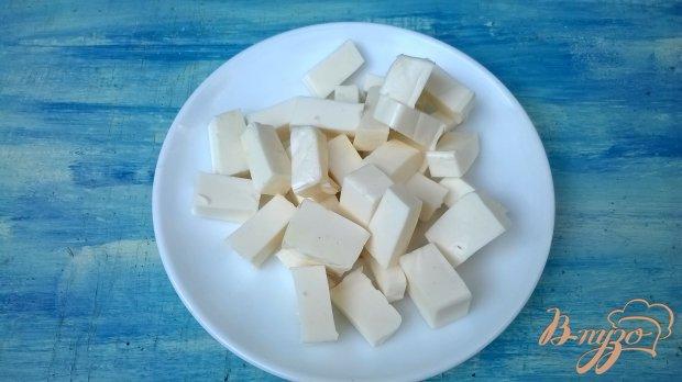 Фриттата с цукини в мультиварке