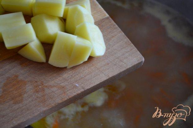 Сливочный суп с капустой брокколи