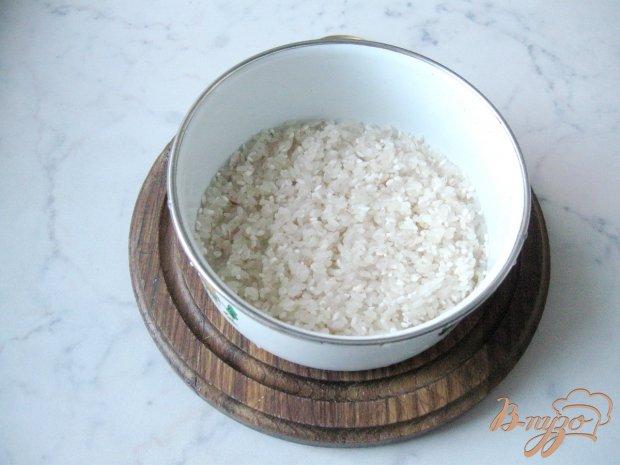 Рисовая запеканка с тыквой.