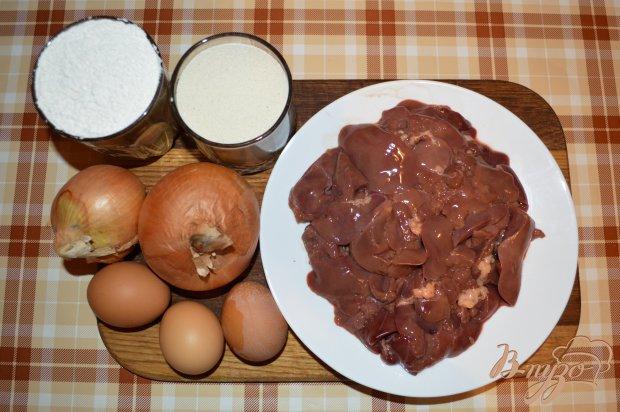 Рецепт Печеночная колбаса домашняя