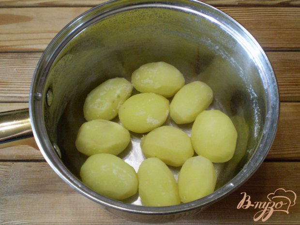 Шашлычки из картофеля в духовке