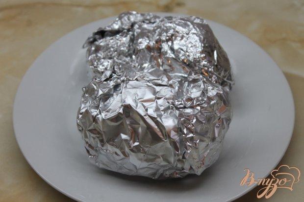 Картофель по - домашнему с беконом и аджикой